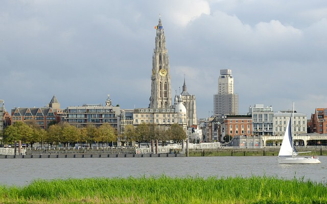 Antwerp, one of my hometowns