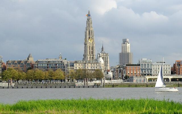 Antwerp, one of myhometowns